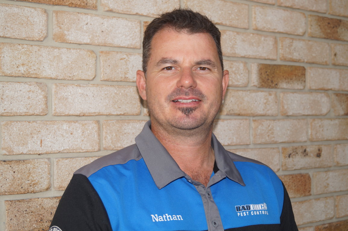 Nathan Mills-Pest control